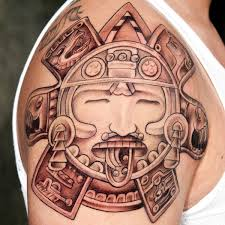 aztec tattoos and designs page 25