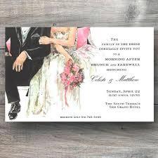 post wedding brunch invitations post wedding brunch invitations wedding invitation
