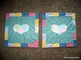 Quilted Rugs Michele Bilyeu Creates With Heart And Hands Making Mug Rugs And