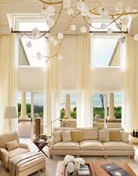 Window Treatments Ideas For Living Room Astonishing Window Treatments For Large Windows In Living Rooms