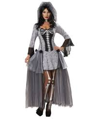 Womens Skeleton Halloween Costume Scary Costumes Scary Halloween Costume