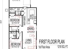 one bedroom cottage plans stunning one bedroom house floor plans gallery best inspiration