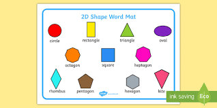2d shapes teaching resources page 1