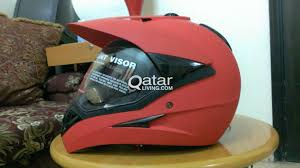 used motocross gear for sale brand new never used motocross helmet matte red for sale qatar
