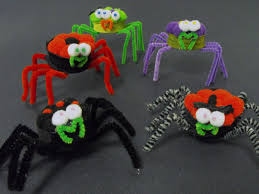 203 best pipe cleaner crafts images on pinterest our halloween