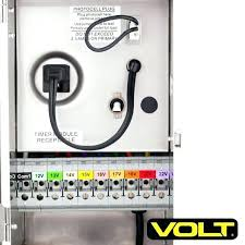 Low Voltage Landscape Lighting Transformers Low Voltage Landscape Lighting Transformer Timer Best Low Voltage