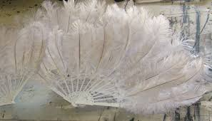 feather fans all about props rent what you need
