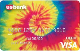 Wells Fargo Design Card U S Bank Visa Debit Card Atm And Debit Cards U S Bank