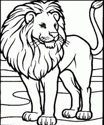 the most elegant jungle animals coloring pages to invigorate to