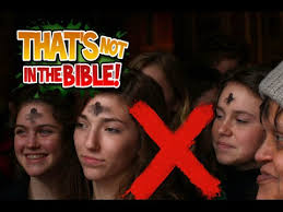 the pagan origins of lent and ash wednesday that s not in the