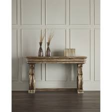 light wood console table hooker furniture 5308 85001 rhapsody scroll console table in light
