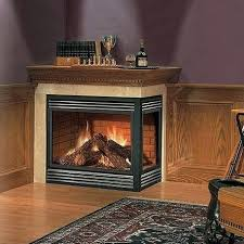 Electric Corner Fireplace Two Sided Modern Corner Fireplaces Design Ideas Corner Electric