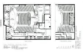 floor plan theater new york theater projection booth