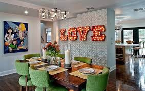 Green Dining Room 12 And Green Dining Rooms For The Holidays And Beyond