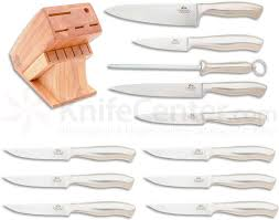 chicago cutlery kitchen knives chicago cutlery insignia steel 12 knife block set