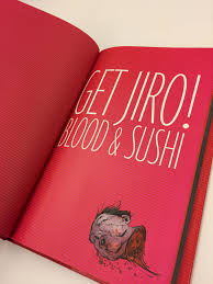 get jiro blood and sushi u2014 a comic from the sick
