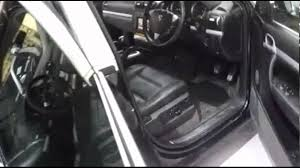 porsche cayenne s black 2004 manual youtube