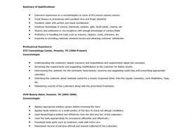 Examples Of Cosmetology Resumes by Cosmetology Resume Examples Cosmetology Resume Templates Resume