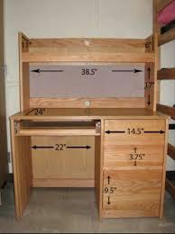 Height Of Average Desk Best 25 Desk Dimensions Ideas On Pinterest Long Desk Neat Desk