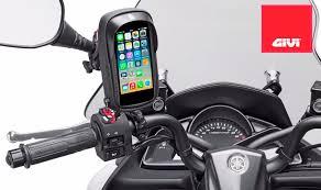 porta iphone 5 auto porta iphone 5 5s para moto givi s955b