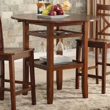 Drop Leaf Bistro Table Drop Leaf Pub Tables Hayneedle