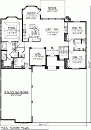 floor plans for narrow lots two story house plan web floor plans houseplans rear load garage