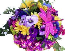 Graveside Flower Vases Cemetery Arrangement Etsy