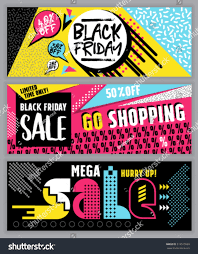 black friday email template black friday flat design sale website stock vector 519515569
