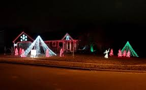 kansas light display tour
