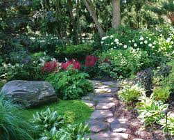 Garden Shade Ideas Plants For Gardening Shade Webzine Co