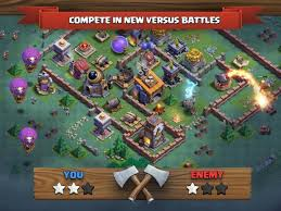 game mod coc apk terbaru clash of clans 10 134 18 download apk for android aptoide