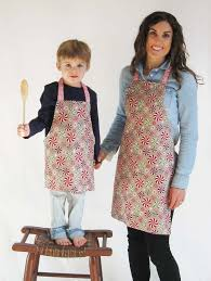 sewing an adorable children s apron for your helper