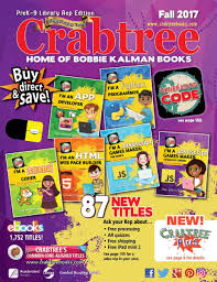 crabtree publishing
