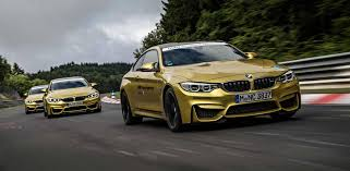 Bmw M3 Yellow 2016 - bmw and mini driving experience