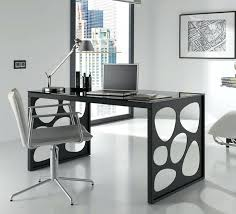 Modern Glass Office Desks Frosted Glass Office Desk Frosted Glass Office Desk Contemporary