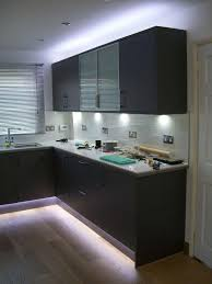 Kitchen Unit Lighting Amazing Dining Chair Together With Led Kitchen Unit