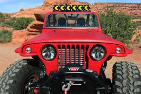 1973 jeep commando for sale build of the week 1973 jeepster commando kc lighting