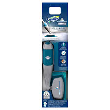 Best Steam Mop Buying Guide Consumer Reports Swiffer Bissell Steam Boost Steam Mop Starter Kit 003700085823