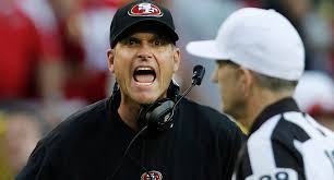 Jim Harbaugh Memes - espn 49ers jim harbaugh ranks 8th among nfl coaches raiders