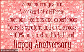 marriage day quotes some marriages are a cocktail of different emotions feelings and