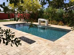 ancient castle travertine pool coping qdisurfaces