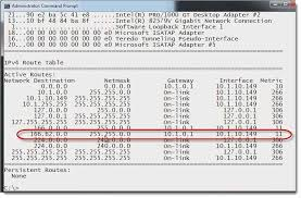 routing table in networking how to change routing tables with a command prompt comptia network