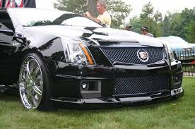 cadillac cts coupe 2005 cadillac cts grip tuning front lip coregrip gt811