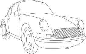 Car Coloring Pages Free Download Colouring Pages Of Cars