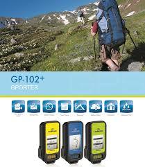 g porter gp 102 verde multifunzione ricevitore gps portatile