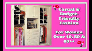 casual clothing for women over 50 casual budget friendly over 40 50 60 summer early