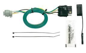 amazon com hopkins 43595 plug in simple vehicle wiring kit