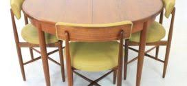 G Plan Dining Chair Nice G Plan Dining Table And Chairs Antiques Atlas Retro G