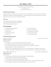 Resume For Nanny Sample by Healthcare Resume Template For Microsoft Word Livecareer