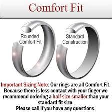 8mm ring size 6mm 8mm custom fingerprint tungsten wedding band